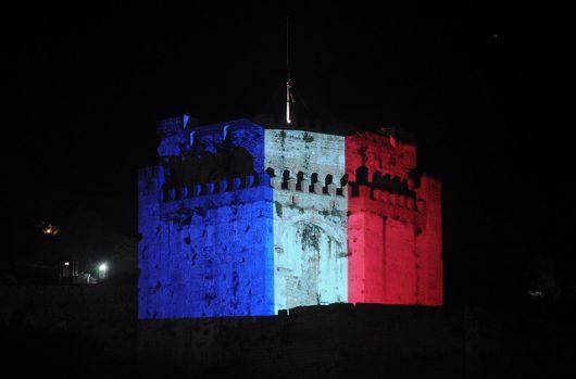 Gibraltar's Moorish Castle